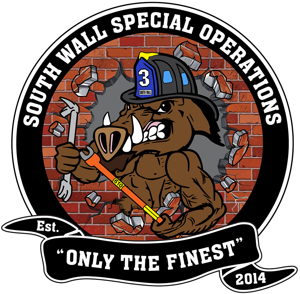 New Special Operations Patch » SOUTH WALL FIRE RESCUE.