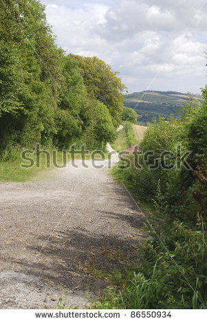 Sussex Countryside Stock Photos, Royalty.