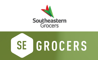 Southeastern grocers Logos.
