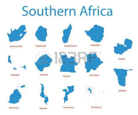 1,702 Republic Of South Africa Stock Vector Illustration And.