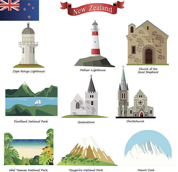 Southern Alps Clip Art, Vector Images & Illustrations.