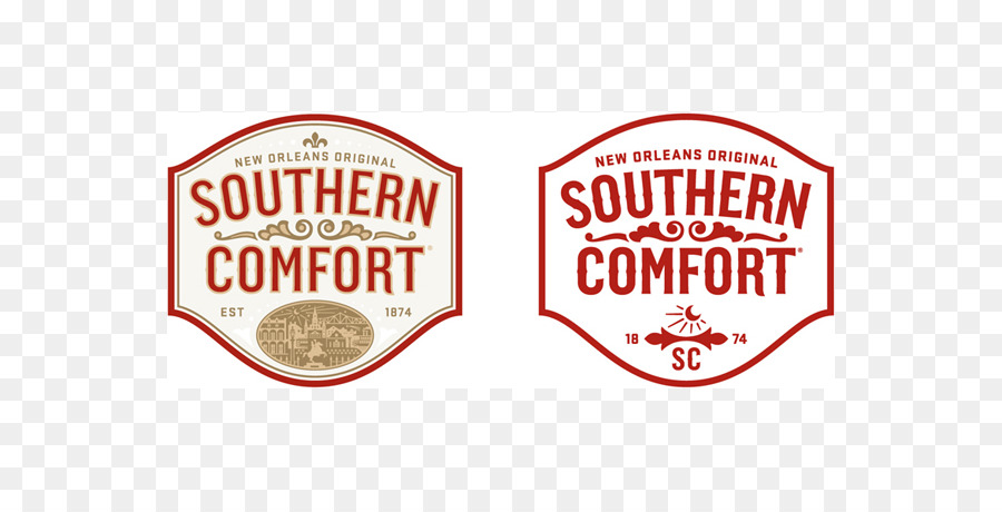 Southern Comfort Text png download.