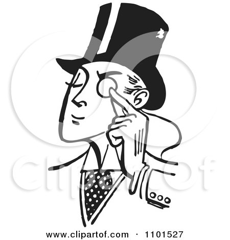 Gallery For > Victorian Gentleman Clipart.