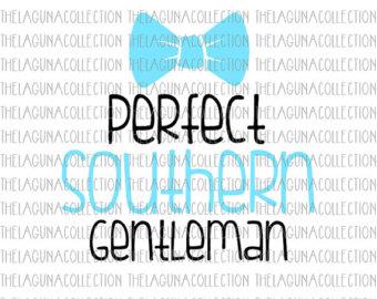 Southern Gentleman Clipart.
