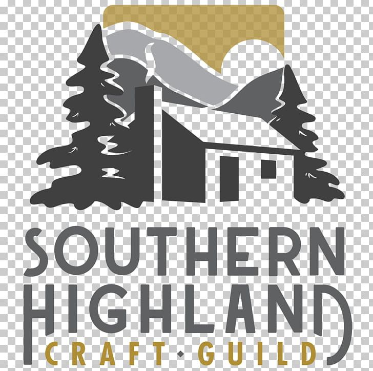 Logo Southern Highland Craft Guild Asheville Art PNG.