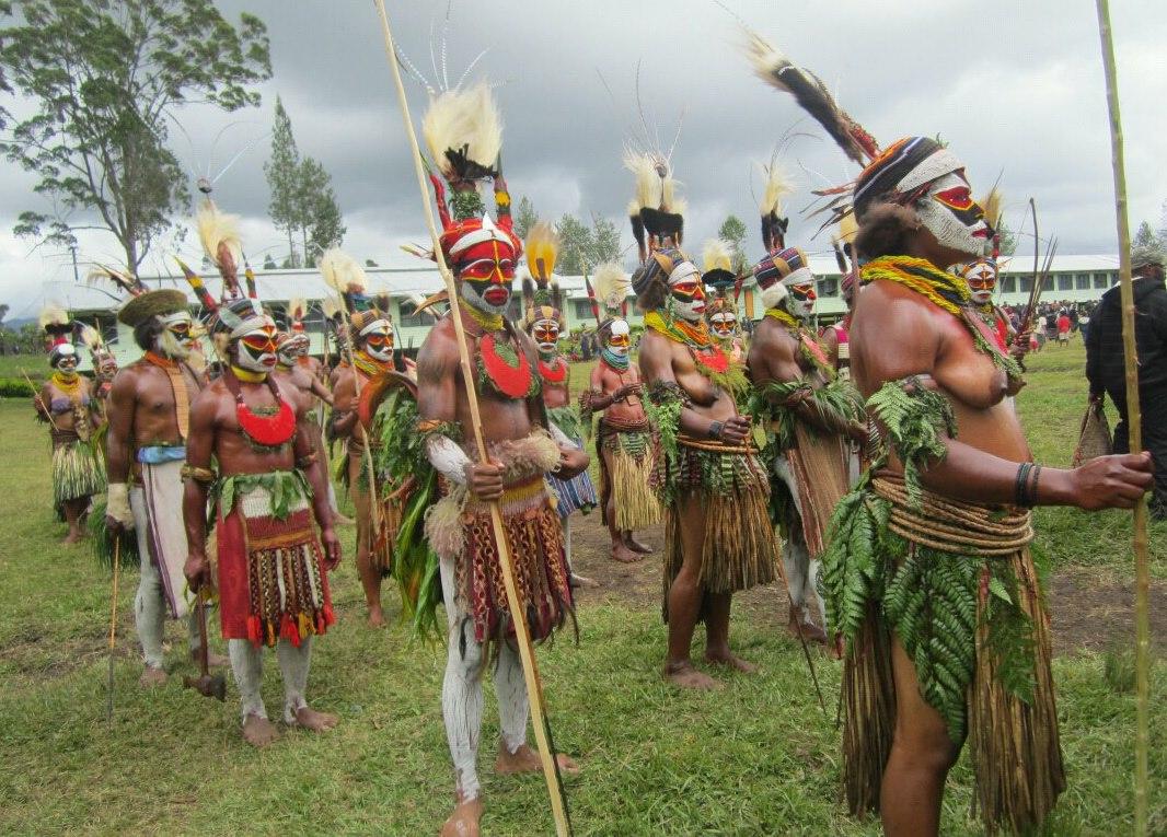 Southern Highlands Province (PNG): Cultu #224734.