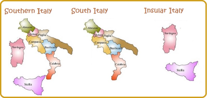 Southern Italy's hidden tourist attractions..