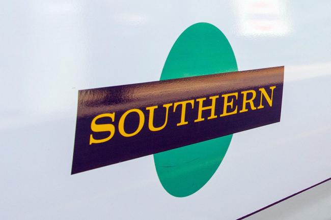 Rail firm Southern ranked last for public trust.