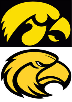 Trademark Office Finds Southern Miss Athletic Logo Too.