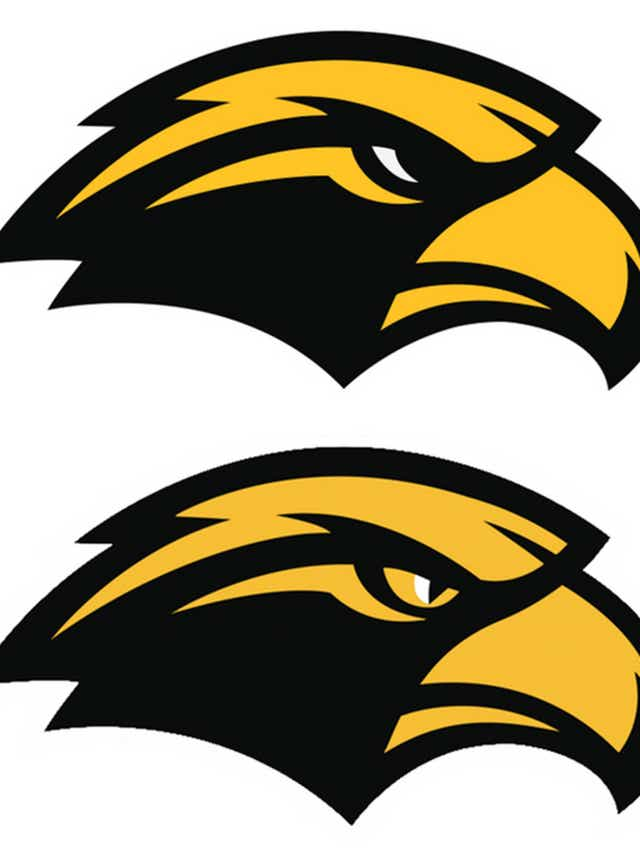 Southern Miss unveils new Golden Eagle logo options.