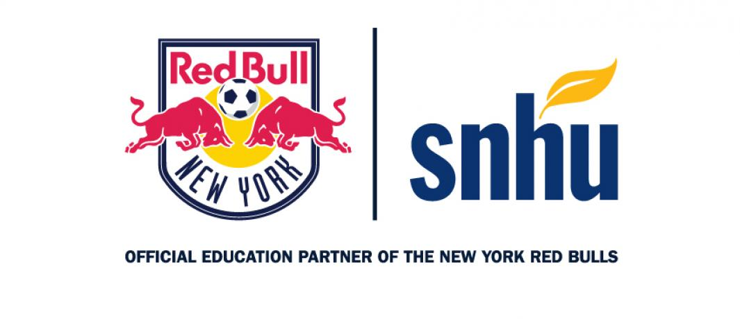 Red Bulls and Southern New Hampshire University Announce New.
