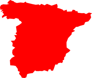 Red Spain Clip Art at Clker.com.