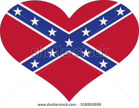 Flag Of The Southern States Of America Stock Photos, Royalty.