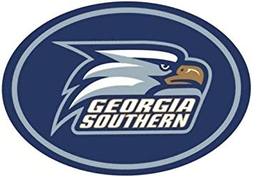 Amazon.com: 6 Inch GS Eagle Logo Decal Georgia Southern.
