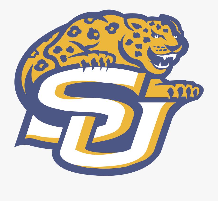 Southern University Baton Rouge Logo , Transparent Cartoon.