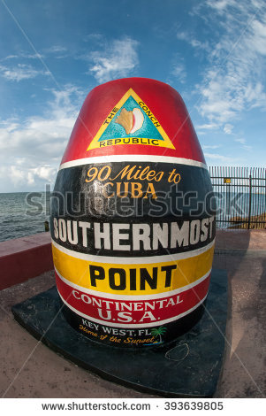 Southern Most Point Stock Photos, Royalty.
