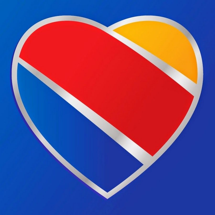 The official channel for Southwest Airlines in 2019.