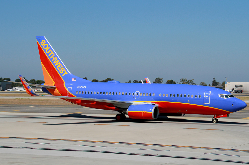 Brand New: New Logo, Identity, and Livery for Southwest.