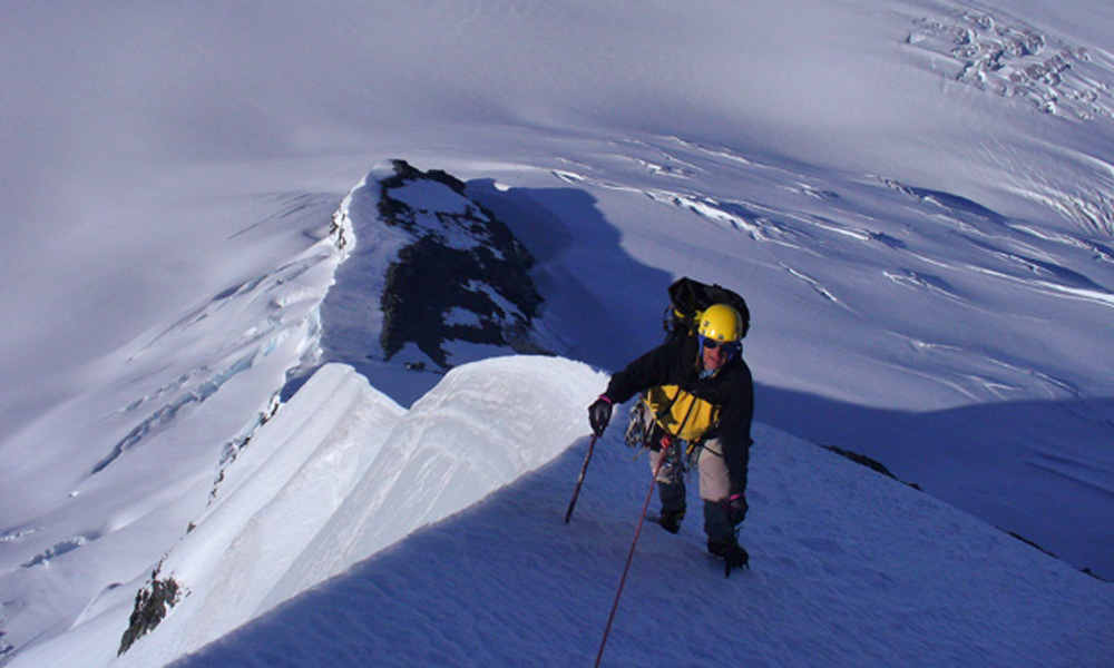 Mount Aspiring Expedition Detailed Info — Alpine Guides, Aoraki.