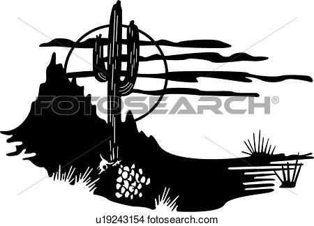 Southwest clip art.