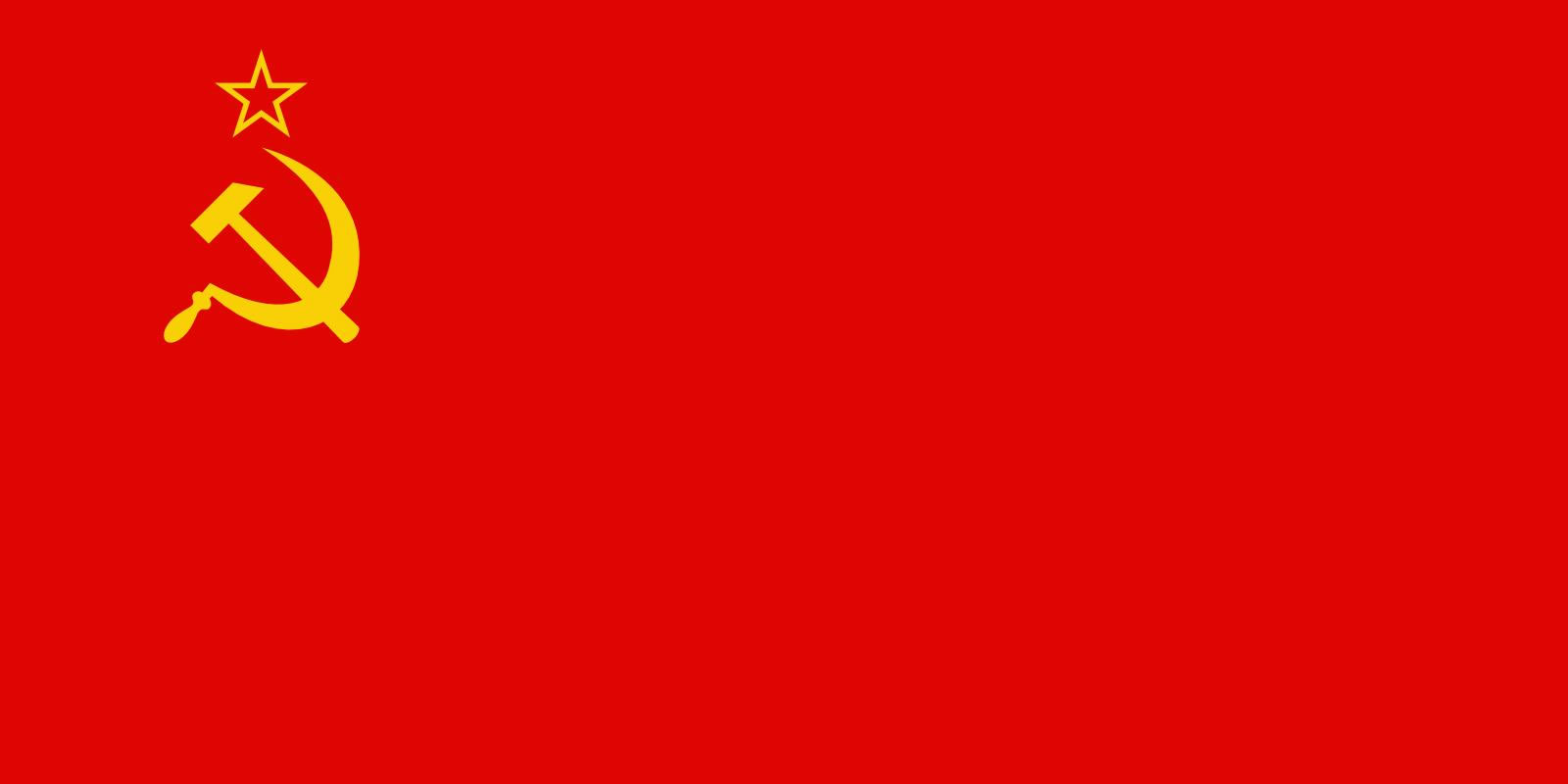 Soviet Union Flag Clipart.