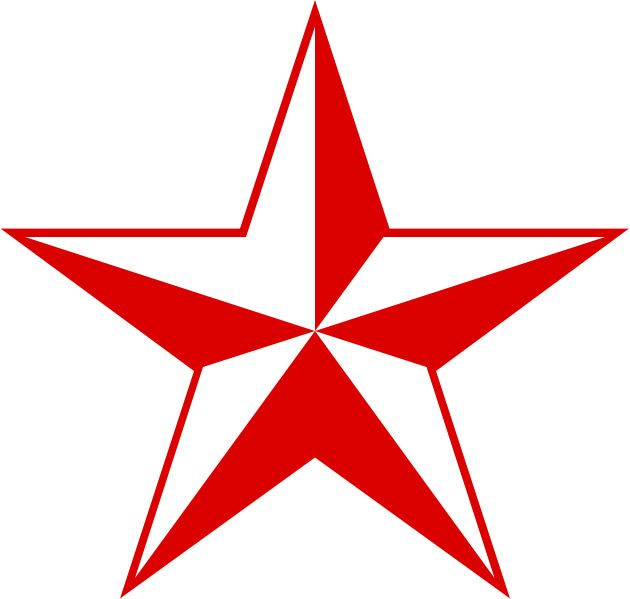 Popart Russian Star.