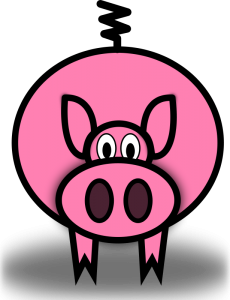 Sow clipart #7
