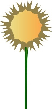 Sow thistle free vector download (15 Free vector) for commercial.