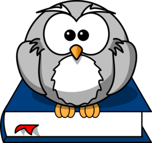 Greyowl Clip Art at Clker.com.