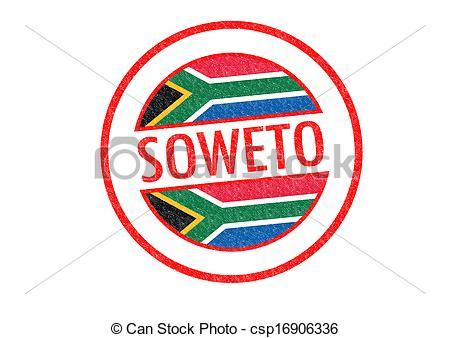 Stock Photos of SOWETO.