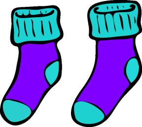 Clipart Socks.