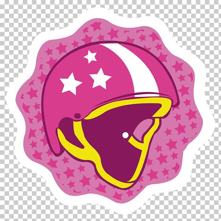 Party Birthday Logo Idea, Soy Luna patines, pink American.