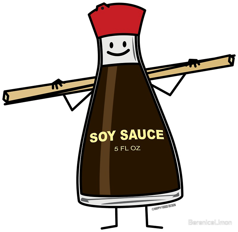 Download soy sauce clipart Asian cuisine Sushi Soy Sauce.
