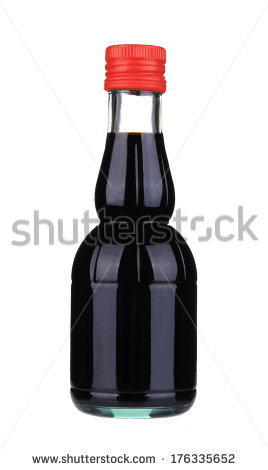 Soy Sauce Bottle Stock Photos, Royalty.