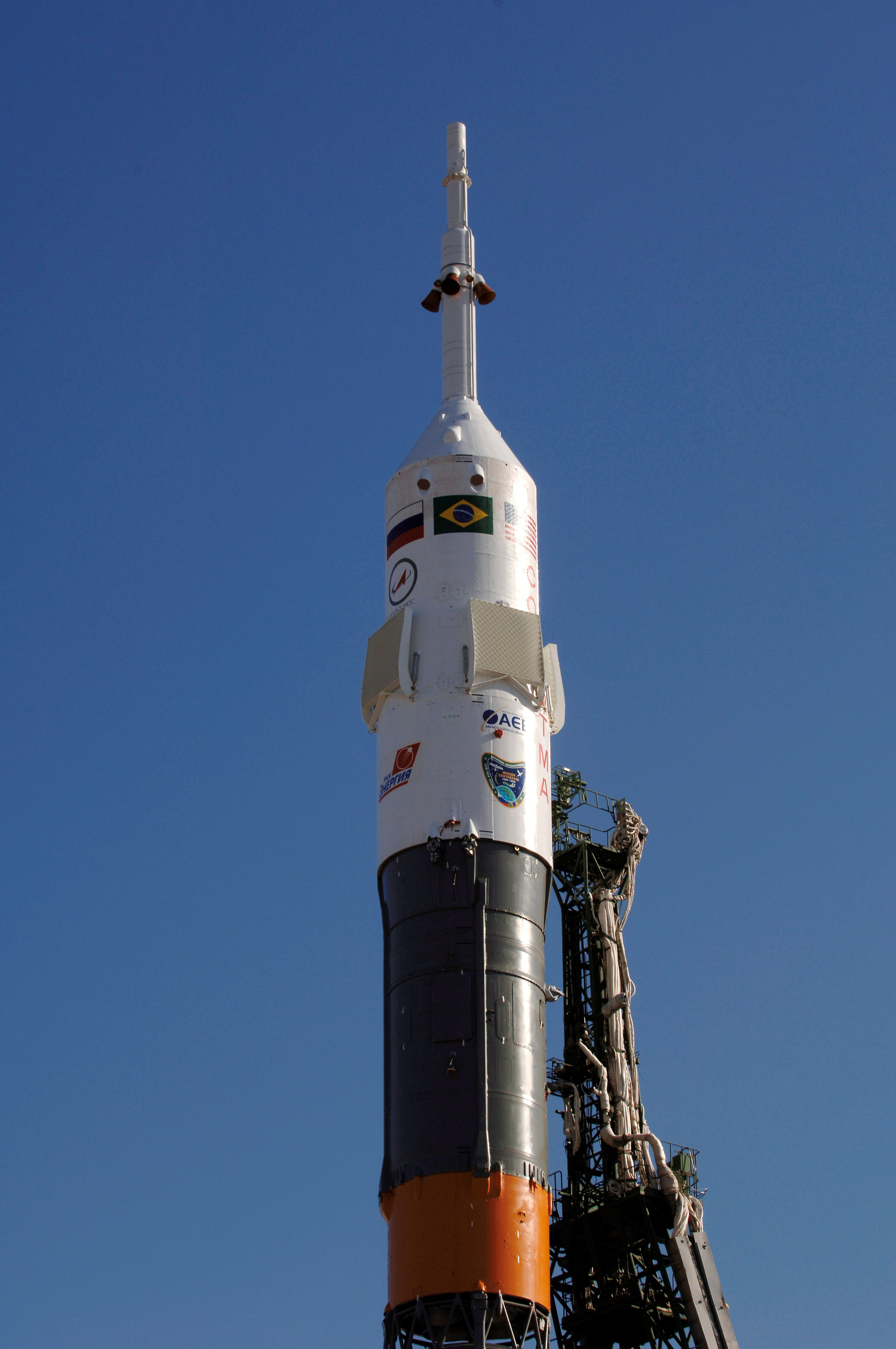 Image of the Soyuz TMA.