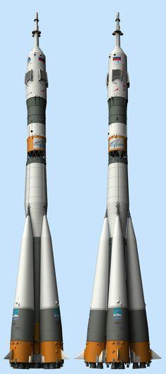Soyuz cool cutaway.