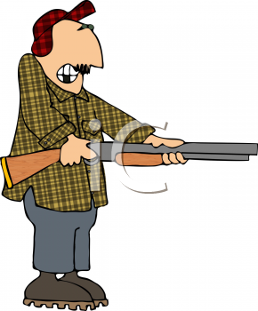 Cartoon hunters clipart clipart images gallery for free.