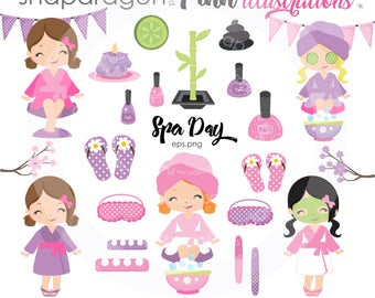 Download for free 10 PNG Manicure clipart spa night Images.
