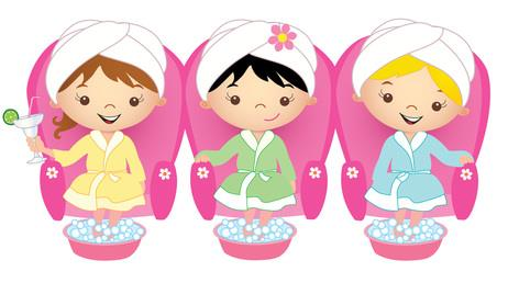 1183 Spa free clipart.