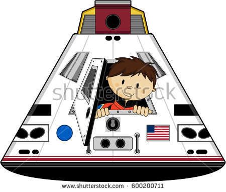 Space Capsule Stock Vectors, Images & Vector Art.