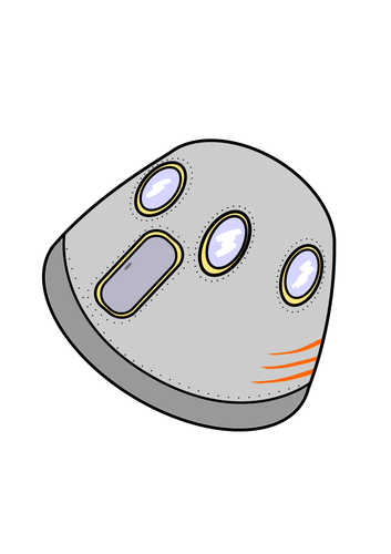 Space vehicle.