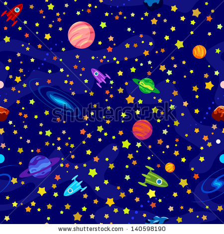 748 Outer Space free clipart.