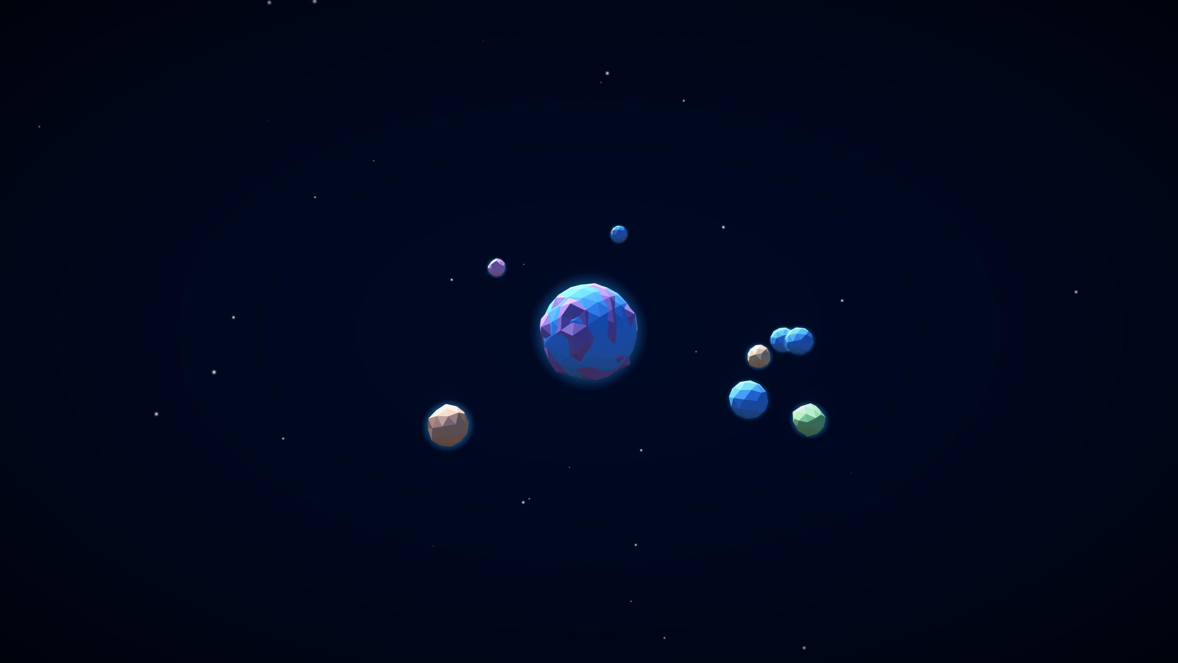 Round blue ball clip art, stars, galaxy, planet, space HD.