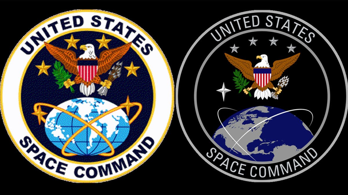 New Space Command\'s Flag Sure Looks A Lot Like Old Space.