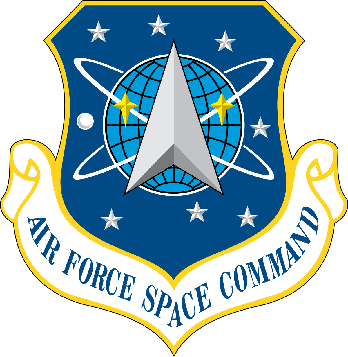 Air Force Space Command.