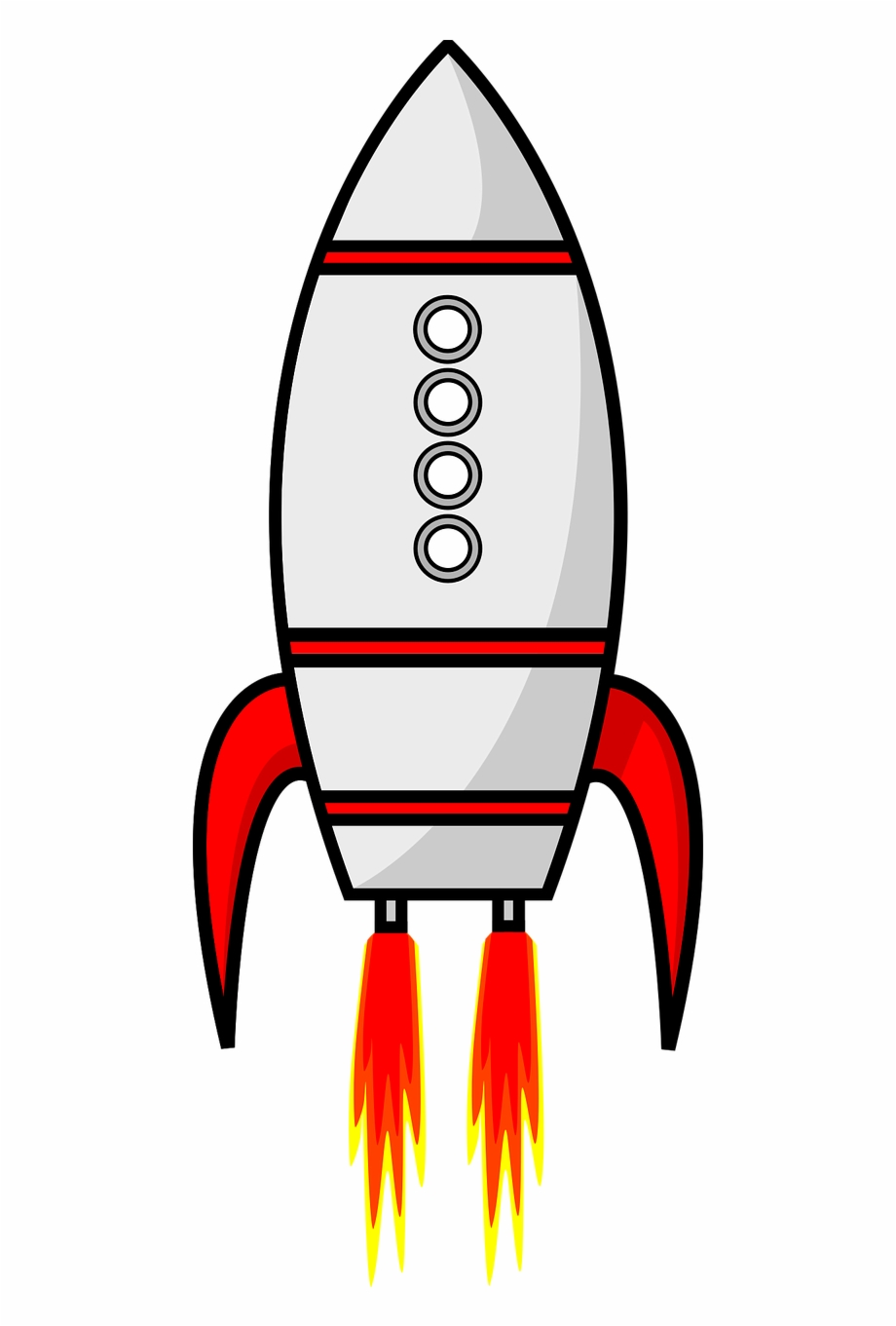 Ship Space Spacecraft Png Image.