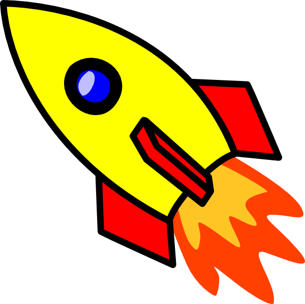 Spacecraft Clipart.