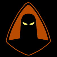 Space Ghost Logo.