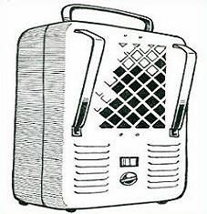 Free Space Heater Clipart.
