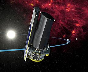 Astronomical/telescope satellites.